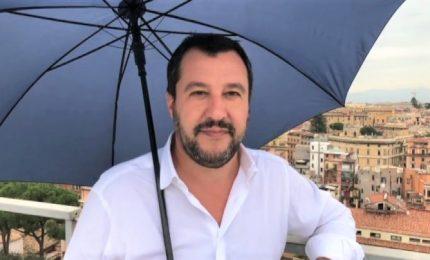Salvini dal tetto del Viminale: bilancio di 133 giorni di governo