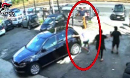 Far West nel quartiere Casilino, cinque arresti a Roma
