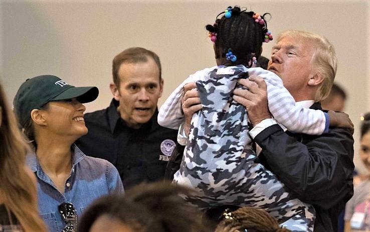 """Trump vuole abolire lo ius soli: """"È ridicolo, unico Paese ad avere questa norma"""""""