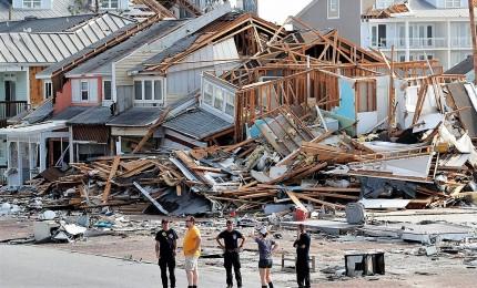 Carolina del Nord, Michael lascia 11 morti e 8 miliardi di danni