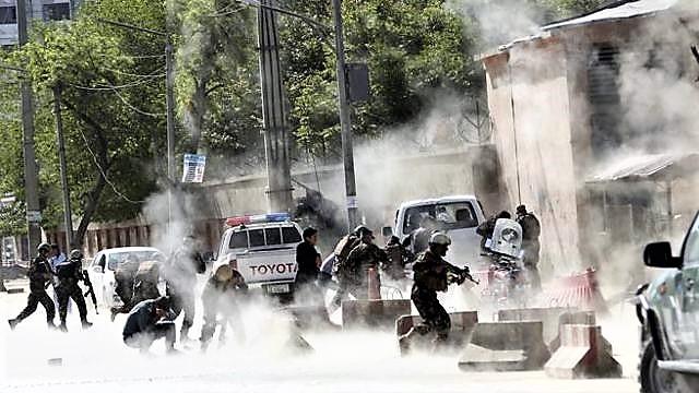 Attentato Kabul, morti 5 dipendenti società britannica