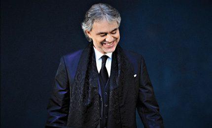 """Andrea Bocelli: l'album """"Sì"""" certificato disco d'oro"""