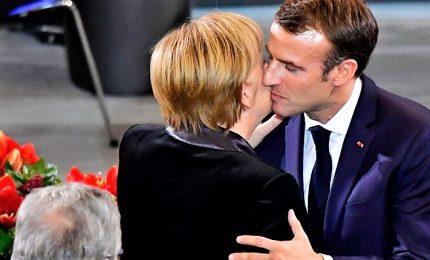 Merkel-Macron uniti sulle sfide, il 22 firma Trattato. Convergenza su economia, politica e clima
