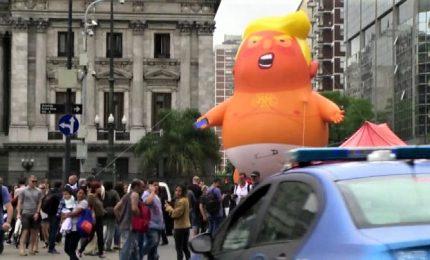 Argentina, le proteste contro il G20 a Buenos Aires