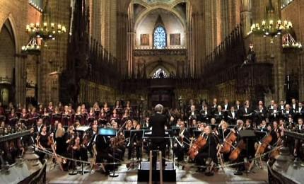 Barcellona rende omaggio alla cantante Monserrat Caballé