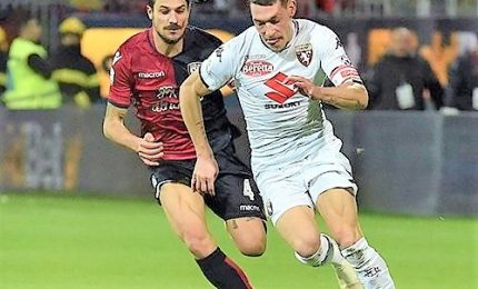 Poche emozioni, tra Cagliari e Torino è 0-0