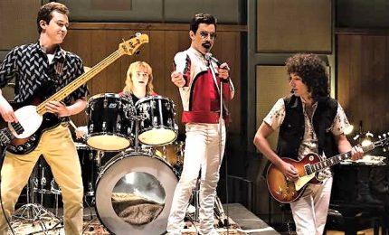 """Cinema, subito boom in Italia per """"Bohemian Rhapsody"""""""