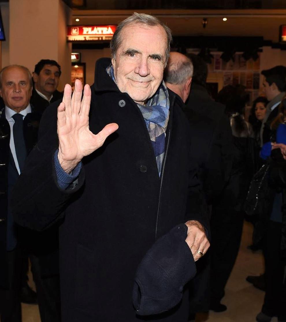 E' morto l'attore e regista Carlo Giuffrè, aveva 90 anni