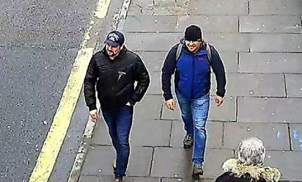 Caso Skripal, spunta un nuovo video con i due sospettati russi