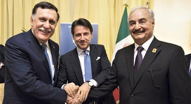 Portavoce Saleh, a Palermo scontro fra le delegazioni