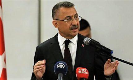 """Turchia ritira delegazione da Palermo: """"Molto delusi"""""""