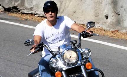 George Clooney mette all'asta la sua Harley, si parte da 25mila dollari