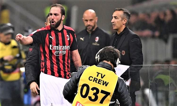 """Il Milan presenta Paquetà e striglia Higuain. Leonardo:""""Deve prendersi responsabilità"""""""