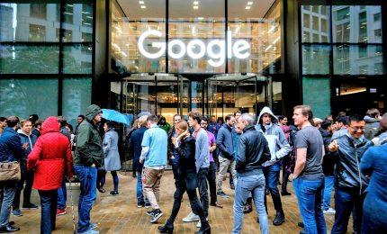 Il #MeToo di Google, in migliaia protestano contro le molestie
