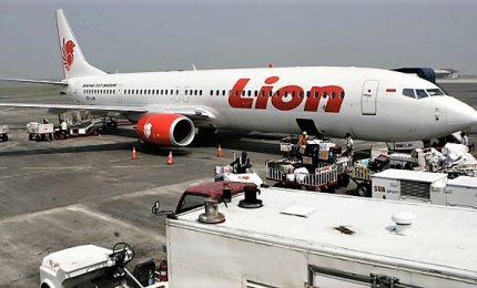 Indonesia, il Boeing Lion Air precipitato non doveva volare