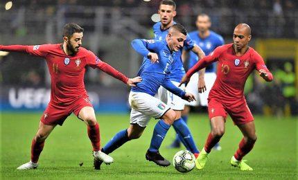 Buona Italia ma col Portogallo è 0-0, niente final four