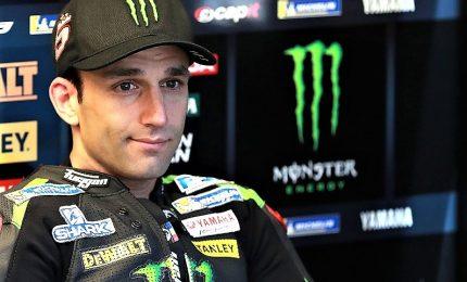 Marquez penalizzato, partirà settimo. Zarco in pole, Rossi secondo