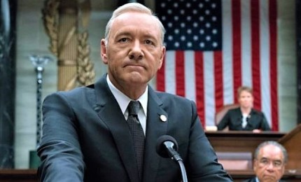 "Arriva ""House of Cards 6"" prima volta senza Kevin Spacey"