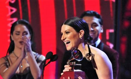 Laura Pausini trionfa ai Latin Grammy awards 2018