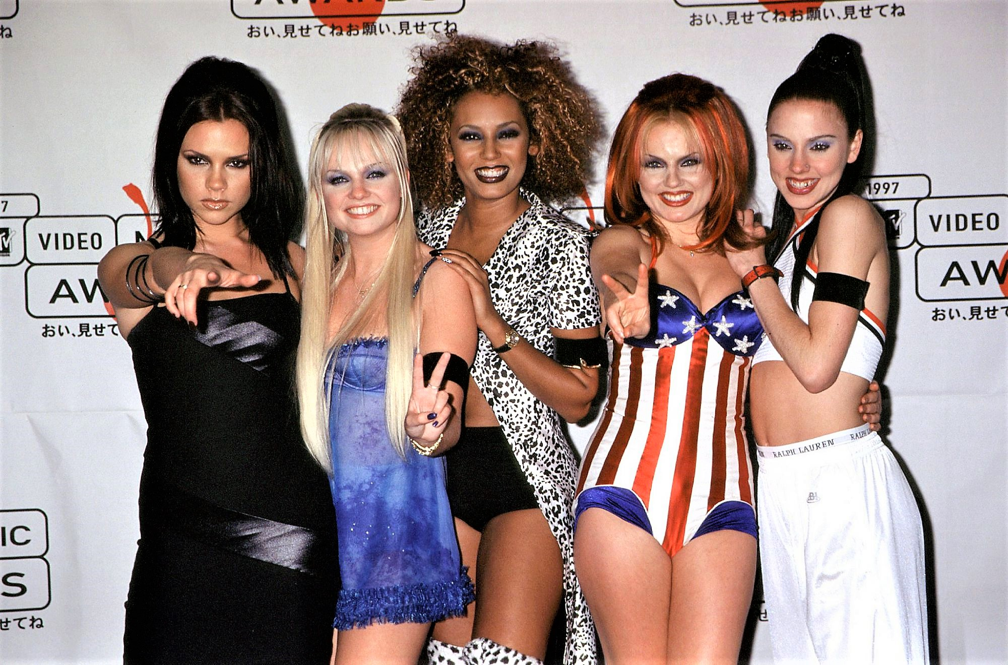 Le Spice Girls in Tour, ma senza Victoria Beckham