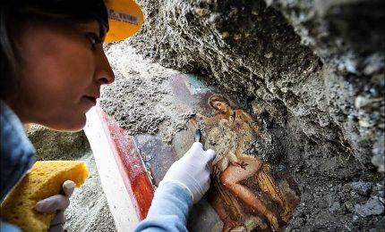 Leda e il cigno, la nuova meraviglia di Pompei e' hot