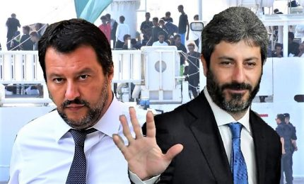 Fico: sì Global compact, no dl Sicurezza. E' scontro con Salvini