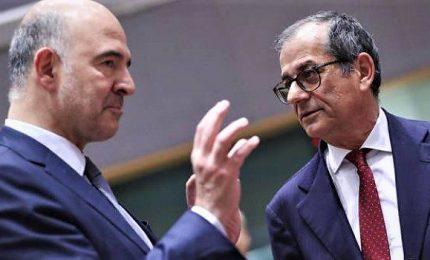 Eurogruppo sostiene Commissione e dialogo con Italia
