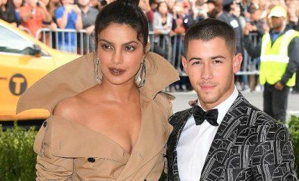 L'India in fermento per le nozze di Priyanka Chopra e Nick Jonas