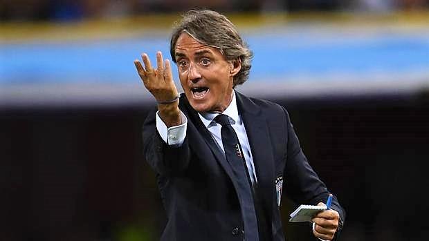 """Mancini: """"Nazionale? Su traccia delle notti magiche del 1990"""""""