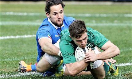 Italia travolta dall'Irlanda a Chicago: 54-7