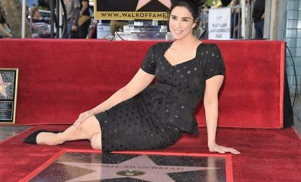 Una stella sulla Hollywood Walk of Fame per Sarah Silverman
