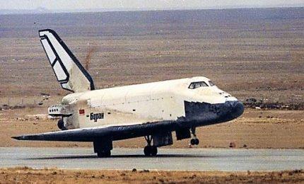 Trenta anni fa il primo e unico volo della navetta Buran