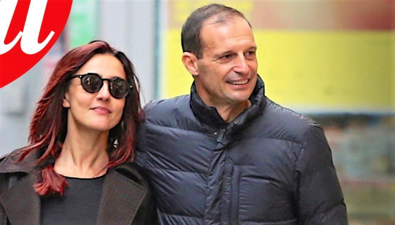 Ambra Angiolini e Massimiliano Allegri, nozze a giugno 2019