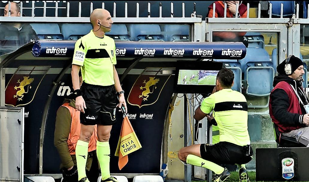 Inter-Juventus a Rocchi, Torino-Napoli a Doveri