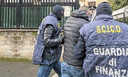 Mafie e scommesse, in Calabria 18 fermi e 723 milioni sequestrati