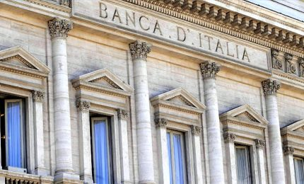 Bankitalia: a investitori esteri 24% Btp, crollo come nel 2012