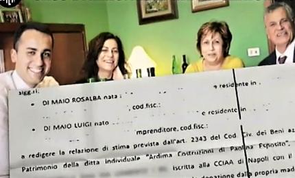 """Altri tre lavoratori in nero nell'azienda del padre di Di Maio. Il vicepremier: """"Mia hai mentito"""""""