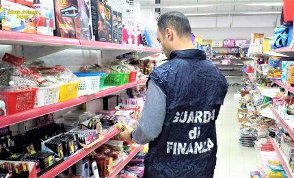 Sequestrati 25 milioni di giocattoli contraffatti