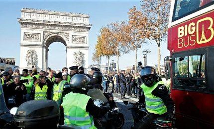 Francia, in scena la 21esima mobilitazione dei gilet gialli