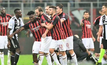 La Juve liquida il Milan, Higuain perde la testa