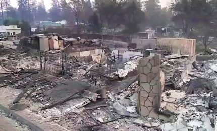 Incendi mortali in California: 29 morti. Mai così tanti dal 1933