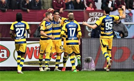 Al Toro non basta Baselli, fa festa il Parma