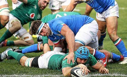 Italia-Georgia 28-17, gli azzurri tornano a vincere