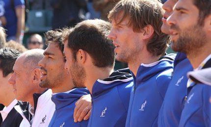 Coppa Davis 2019, l'Italia a febbraio in India sull'erba
