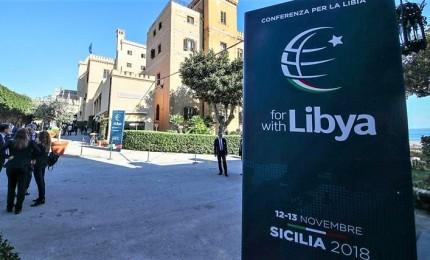 Conferenza di Palermo chiede forze regolari per sicurezza Tripoli. Russia pronta a investire in Libia