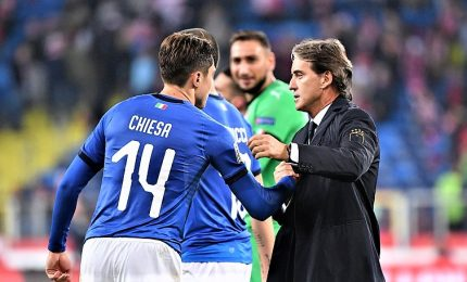 Mancini, ora vinciamole tutte per Euro 2020
