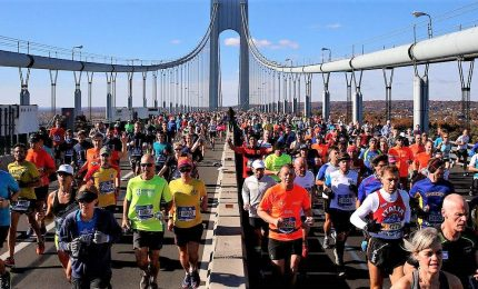 Maratona di New York, un sogno per 3000 italiani