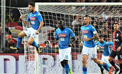 Champions league, il Napoli a Liverpool sogna gli ottavi