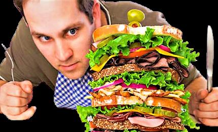 L'ossessione del cibo dipende anche dai batteri intestinali