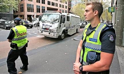 Attacco terroristico a Melbourne, due morti e due feriti